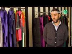▶ Moda in Spain: Diseñador de moda Juanjo Oliva - YouTube