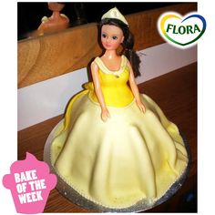 Got to love a princess cake! Thanks for sending in the pic, Michelle Louise Young!