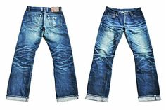 You know what they say, heavy denim brings heavy fading. Read: http://rwrdn.im/ff-sage-marcher
