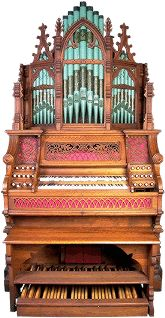 I played the pipe organ at my church for a couple of years.  It made me so nervous I didn't enjoy it and couldn't wait to quit.