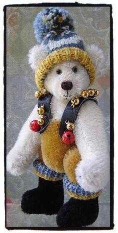 Scandanavian  bears have a distinctive dress style.