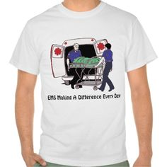 EMS Making a Difference Every Day Tee T Shirt, Hoodie Sweatshirt