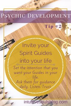 Meeting your Spirit Guides and the rest of your spiritual team (angels, masters, and teachers) is a really fun and awesome way to develop your psychic abilities. Plus, your Spirit Guides are fabulous in that they can help guide you along when you give a psychic or mediumship reading. Heck, they can guide you along …