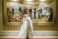 Once in awhile, right in the middle of an ordinary life, love gives us a fairy tale Captured by talented photographer Leah Hewitt | L Hewitt Photography | Washington, D.C