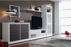 1000 images about salones mymobel on pinterest ps for Muebles salon blanco y gris