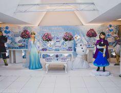 "Frozen (Disney) / Birthday ""Frozen 3rd birthday party""   Catch My Party"