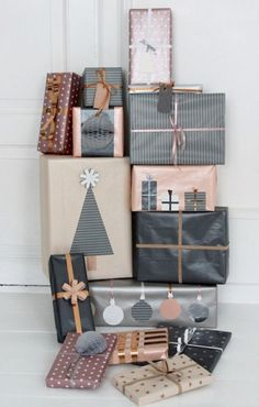 Cool Wrapping Paper to Up Your Holiday Game | StyleCaster