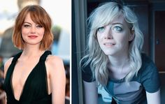 Emma Stone, Best Supporting Actress, Birdman - Photo: (from left) Getty Images; Courtesy of © New Regency Pictures