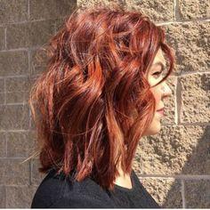 60 Trendy Auburn Hair Color Ideas