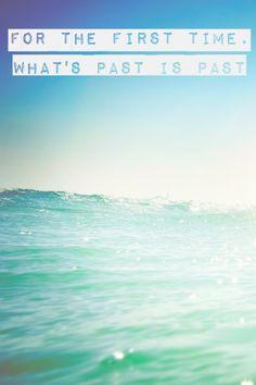 """Begin Again"" - Taylor Swift. :)"