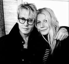 Johnny Depp and Gwynneth Paltrow