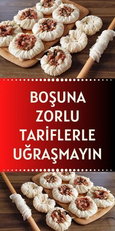 Soup Recipes, Cooking Recipes, Bread Shaping, Tasty, Yummy Food, Turkish Recipes, Pavlova, Food Preparation, Diy Food