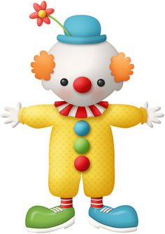 1000 Images About Cute Clowns On Pinterest
