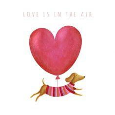 sausage dog valentine balloon heart.jpg