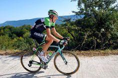 Vuelta a España 2014 - Stage 11: Pamplona - San Miguel de Aralar (Navarre) 153.4km - #LaVuelta #LaVuelta2014 #Vuelta #Vuelta2014 #VueltaEspana - Robert Gesink (Belkin)
