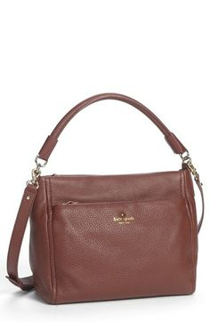 kate spade new york  cobble hill - little curtis  leather crossbody bag  available at 81e60f4ab5098