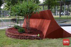 Skate Park Color and Materials |spaskateparks.com
