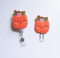 https://www.etsy.com/listing/533388270/pumpkin-feltie-paper-clip-badge-reel-id?ref=shop_home_active_7