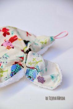 """Tutorial DIY: """"Cómo hacer toallitas para bebé"""""""