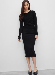WILFRED GENTIANE SKIRT - <p>For all of the sophisticates</p>