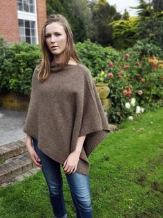 Women's Possum Poncho - Koru Enterprises Gifts For Mum, Special Gifts, Ladies Poncho, Consumer Products, Women's Clothing, How To Memorize Things, Bell Sleeve Top, Women Wear, Boutique Shop