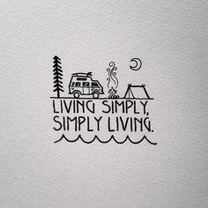 Doodle Drawings, Simple Doodles Drawings, Easy Drawings, Simple Cute Drawings, Doodle Art, Van Drawing, Surf Drawing, Simple Drawing Designs, Drawing Ideas