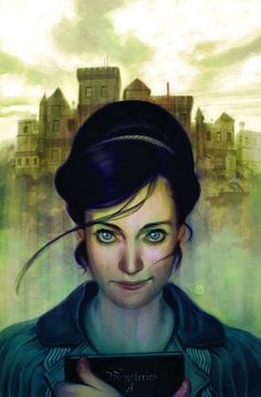 Northanger Abbey, Marvel style!