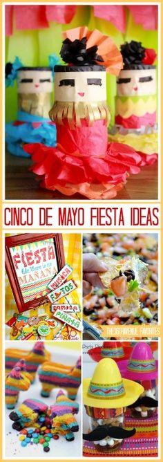cinco de mayo party ideas