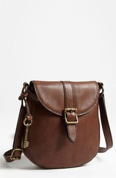 Love it!  Fossil Crossbody Bag
