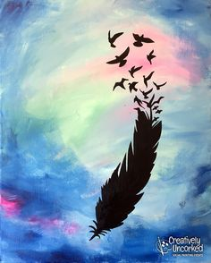 Fly Away | Creatively Uncorked | http://creativelyuncorked.com