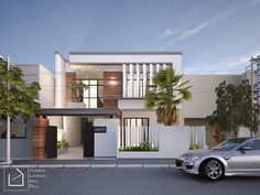 Concept Son's House is part of Modern house exterior - Architecture Design Modern House Facades, Modern Exterior House Designs, Modern Architecture House, Modern House Design, Architecture Design, House Outside Design, House Front Design, Small House Design, Architectural House Plans