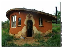 The Art Of Up-Cycling: How To Build A Cob House - Ideas To Get You Started