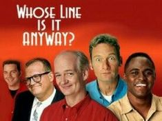 Whose line is it anyway ❤