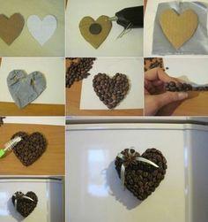 z kávových zrn