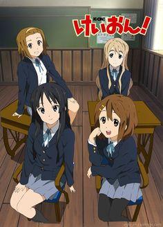Anime K-ON