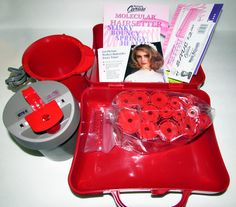 Richard Caruso Molecular Hairsetter Pageant Cheerleader Curlers New in Box #RichardCaruso, To view all currently available items, please visit http://www.tcstreasures.net