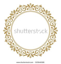 stock-photo-decorative-line-art-frames-for-design-template-elegant-element-for-design-in-eastern-style-place-525846586.jpg (450×470)