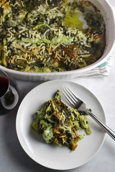 kale pesto lasagna recipe features two kinds of healthy greens cooked with noodles and plenty of cheese for a delicious meal!