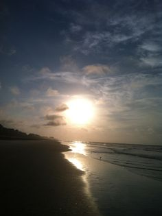 Emerald Isle North Carolina Sunrise