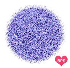 Light Purple Nonpareil Sprinkles