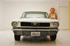 Ford Mustang Coupé V8 289Ci - 1966