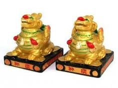 About Feng Shui Mini Colorful Pi yao    This pair of Pi Yao is made of brass and will serve you a life time.    Here are some Feng Shui tips on how to make the best out of this lucky charm:    1) If you have recently moved house or have renovated your current home, you should make use of a Feng Shui Pi Yao statuette to ensure only good luck comes your way. For the best effect, keep this good luck charm in your living room or main hall.