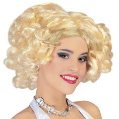 Perruque Marilyn #perruquesdéguisements #accessoiresdéguisements #accessoiresphotocall