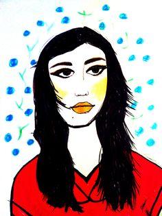 #Rojo #Art