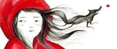 """.Иллюстратор Adolfo Serra.Сказка """"Красная шапочка"""".Страна Испания.Год издания 2011.Издательство Narval Editores.Купить книгу или переиздание..amazon.com................................Источник иллюстраций...."""