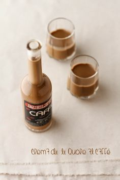 coffee cream liqueur recipe by Vanigliacooking