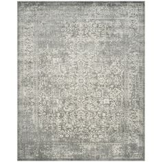 Safavieh Evoke Silver/ Ivory Rug (9' x 12')