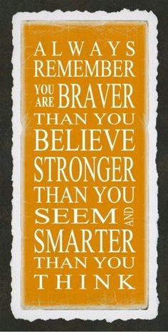 One of my very favourite quotes. the wisdom from Christopher Robin in this movie is so beyond a little boy starting kindergarten.
