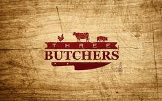 Three Butchers needs a new logo Logo design #194 by Freedezigner