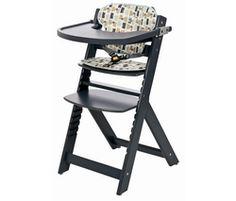 SAFETY 1ST Chaise Haute bébé et Coussin TOTEM - En bois - Fifties 79,00 €    Livré chez vous sous 5 jours ouvrés  Frais de livraison : 9,00 €